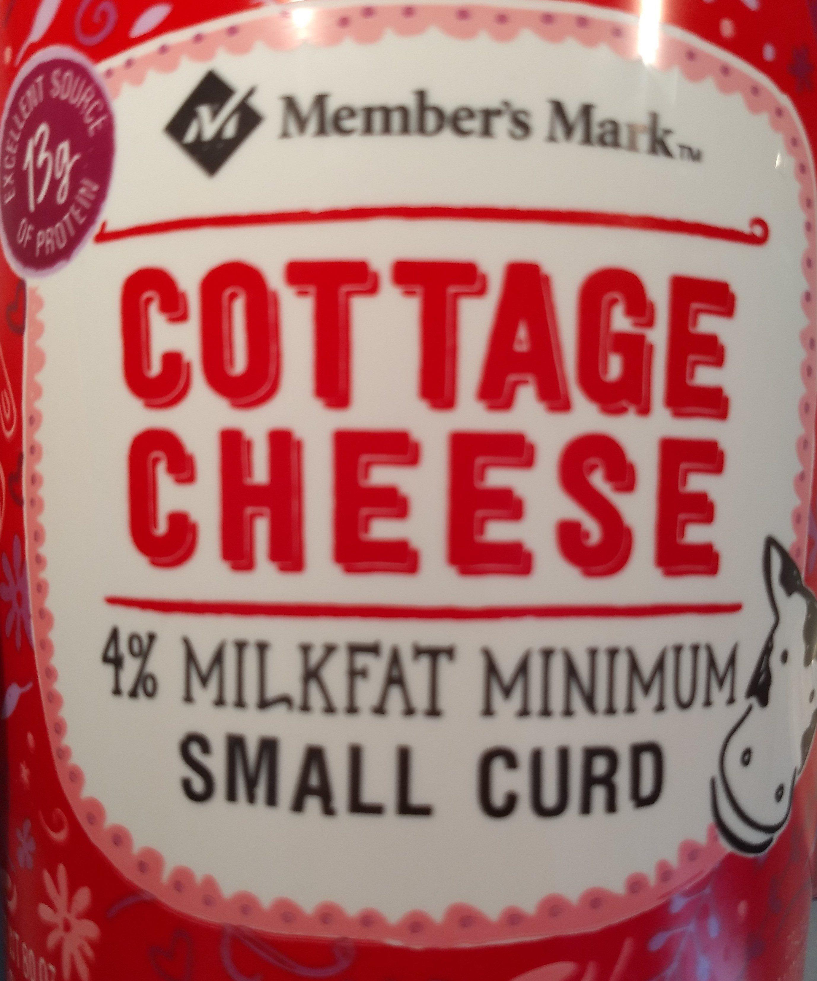 Cottage Cheese - Produit - en