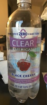 Clean American Black Cherry - Produit