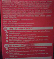 great value frosted brown sugar cinnamon toaster pastries - Ingredients