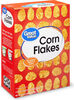 Corn flakes lightly toasted corn cereal - Product