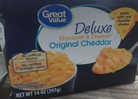 Deluxe macaroni & cheese - Product - en