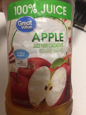 100% juice - Product - en