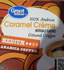 caramel creme - Product