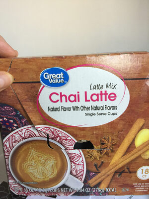 cahi latte - Produit