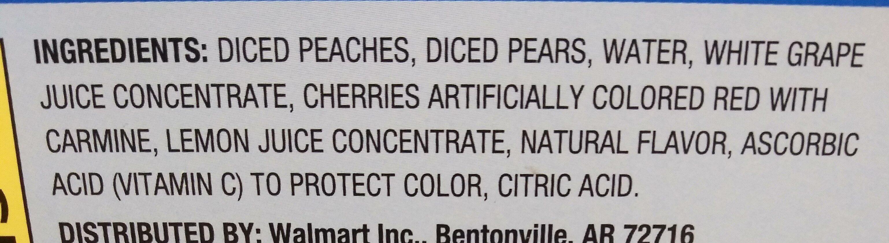 great value - Ingredients - en