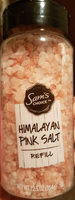Himalayan Pink Salt - Produit