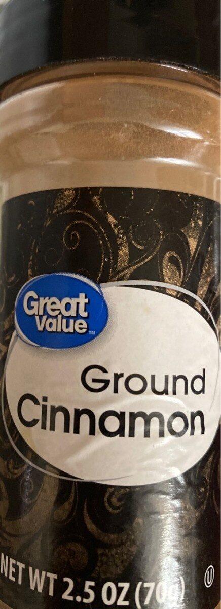 Ground cinamon - Product - en
