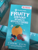 Fruity snacks - Product - en