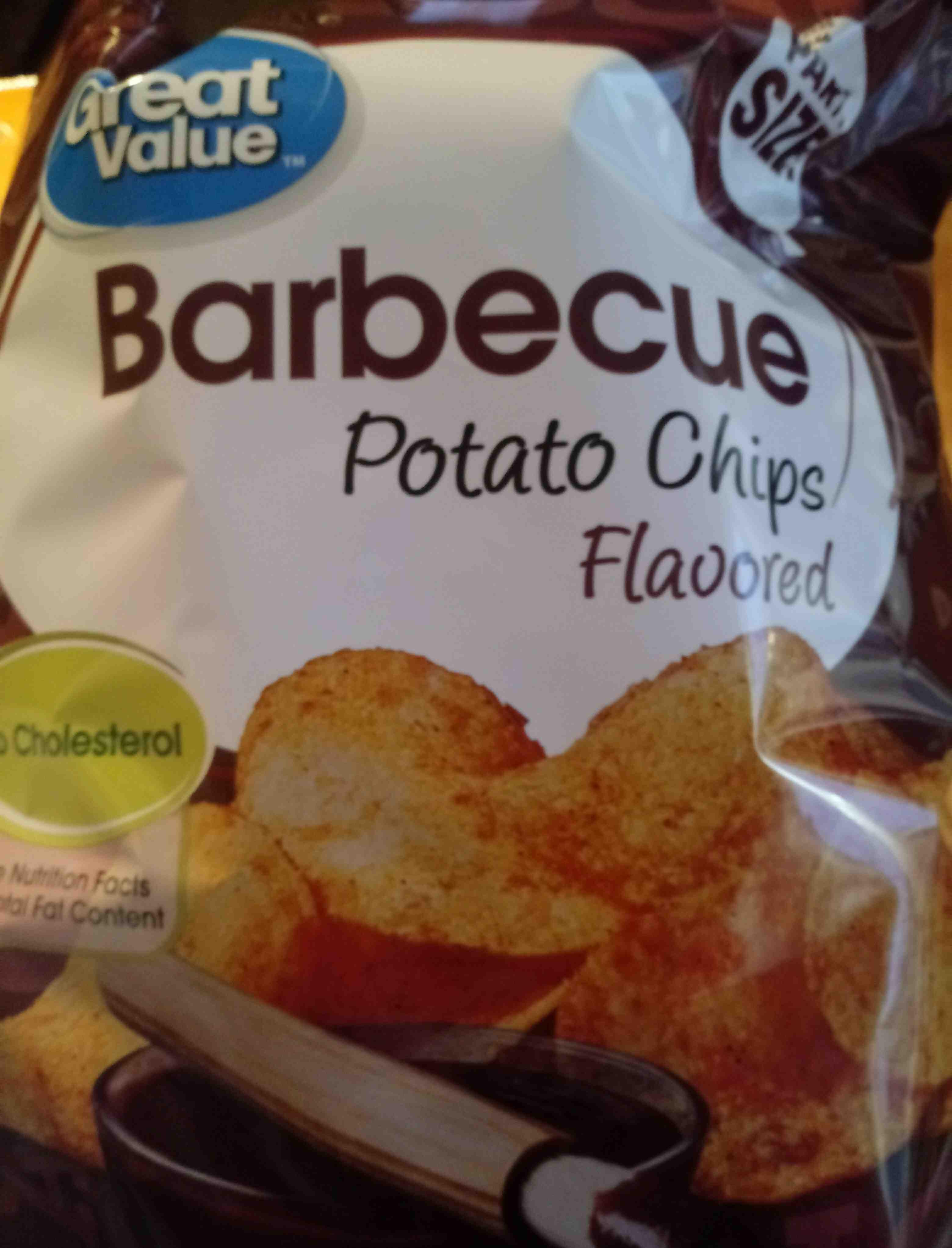 barbecue chips - Produit - en
