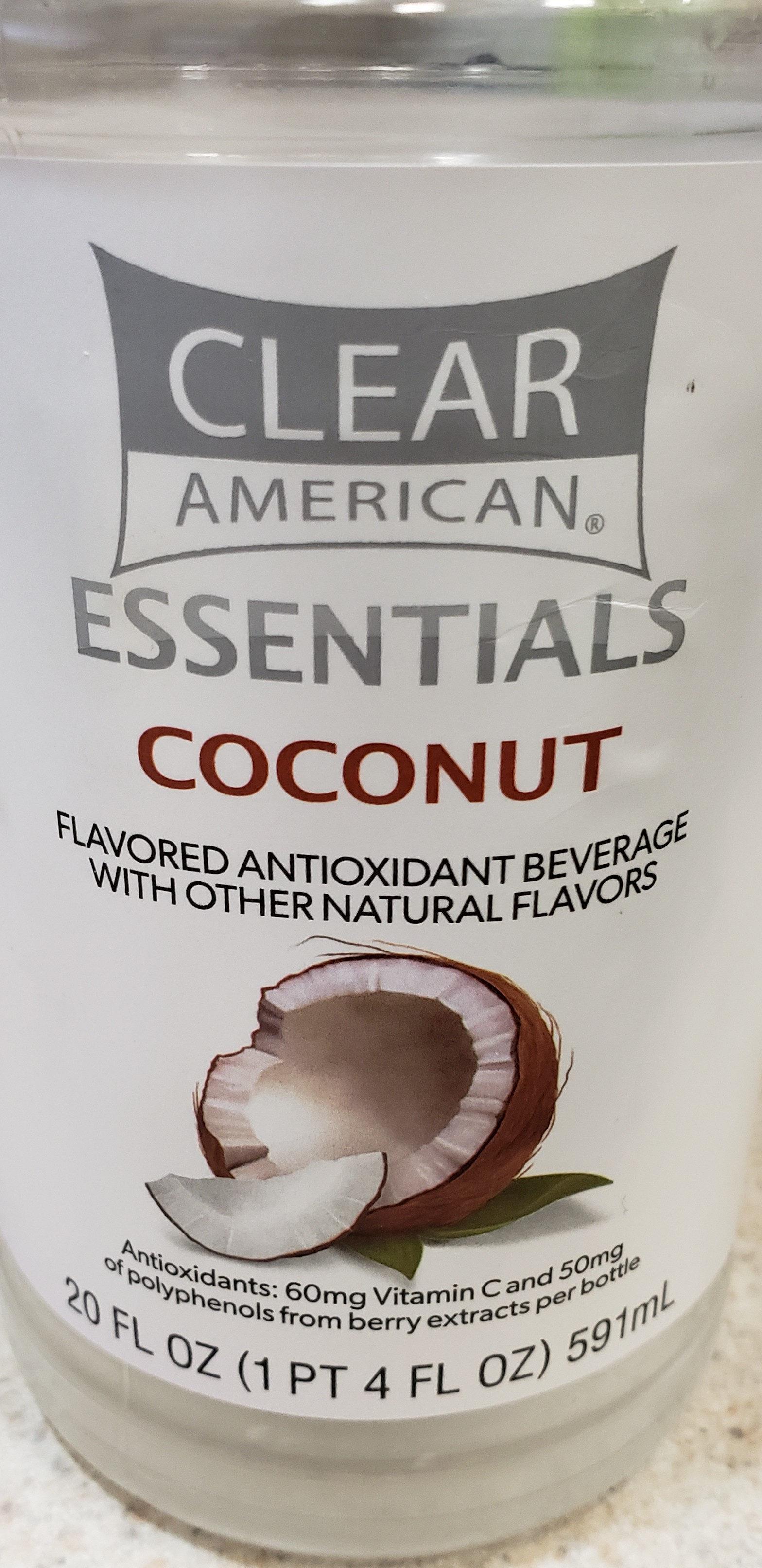 Essentials Coconut - Product - en