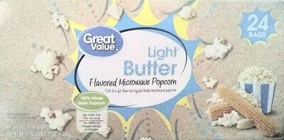 Microwave popcorn - Produit - en
