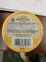 Classic hummus singles, classic - Product - en