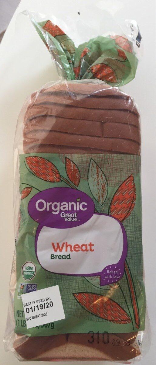 Wheat Bread - Product - en