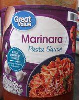 Marinara pasta sauce - Product - en