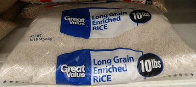 Long Grain Enriched Rice - Product - en