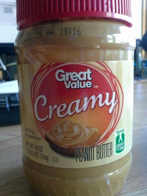 Creamy Peanut Butter - Product
