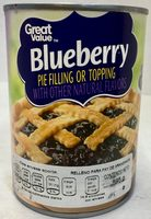 Pie filling or topping - Producto - es