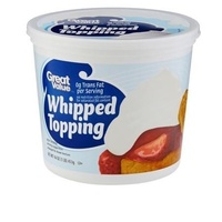 Whipped Topping - Product