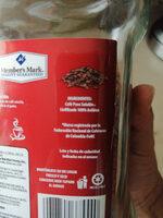 Café Liofilizado Members Mark - Ingredientes - es