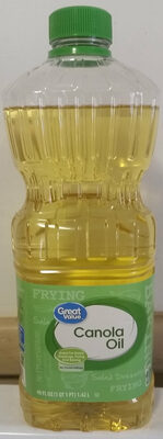 Canola Oil - Product