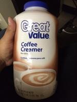 Coffee creamer - Product