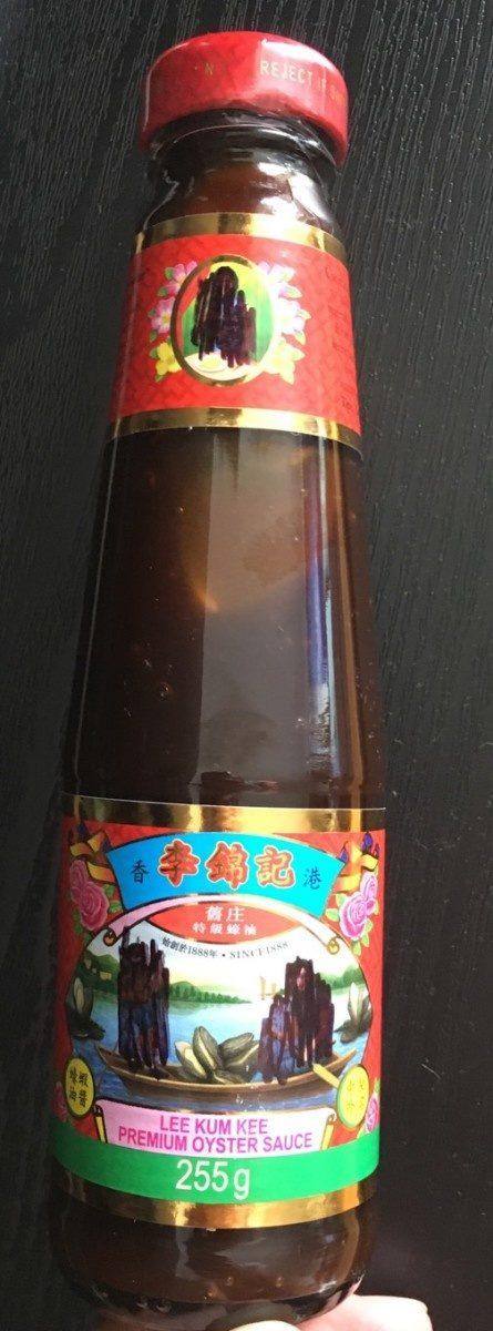 Premium Oyester Flavored Sauce - Produit