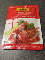 Sauce for tomato garlic prawns - Product - fr