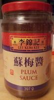 Plum sauce - Product