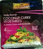 Coconut Curry Vegetables - Product - en