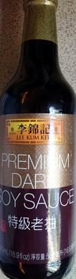 Premium Dark Soy Sauce - Product