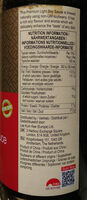 Treacle Syrup - Nutrition facts - en