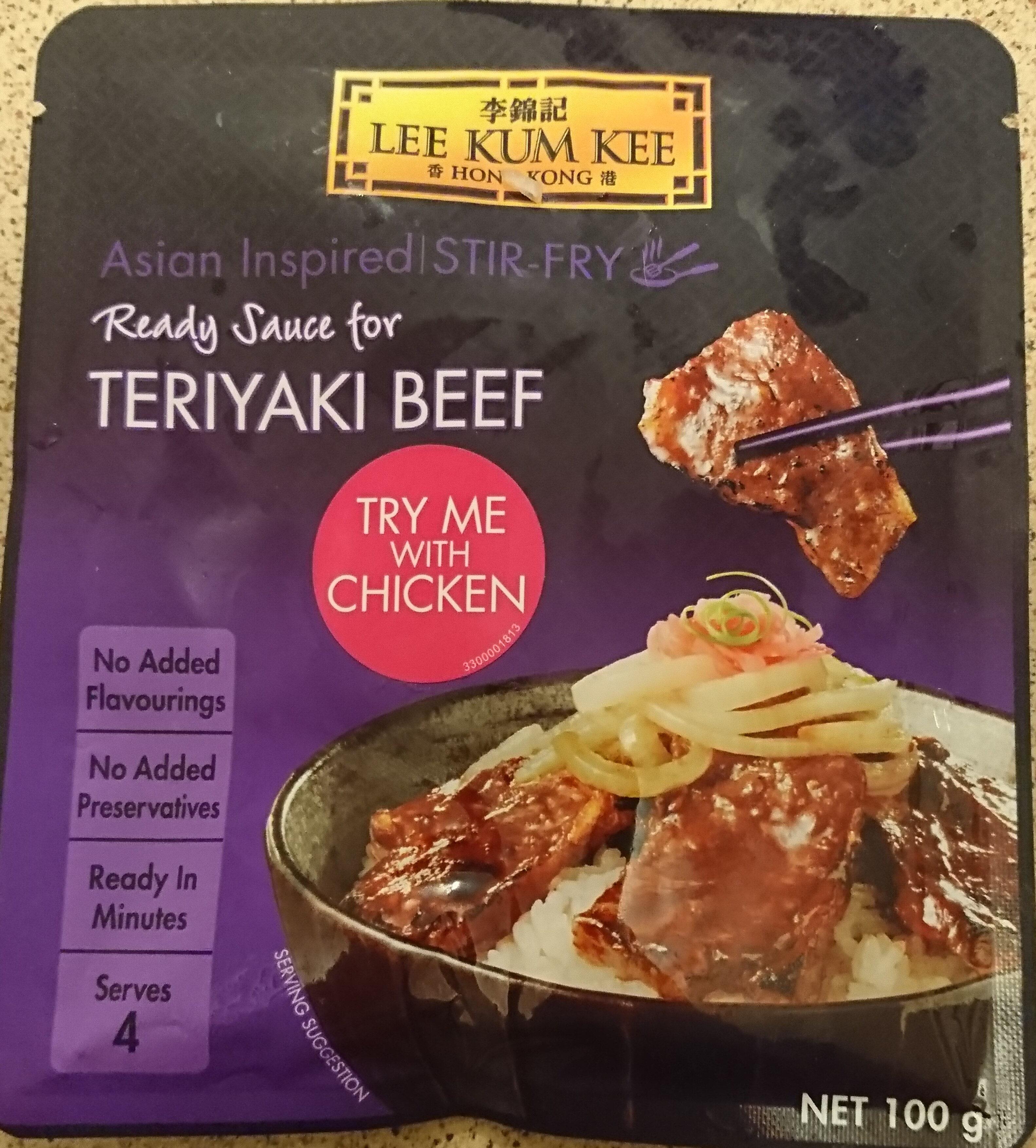 Teriyaki Beef - Prodotto - en