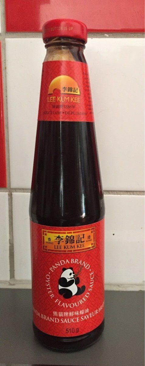 Panda Brand sauce saveur huître - Product