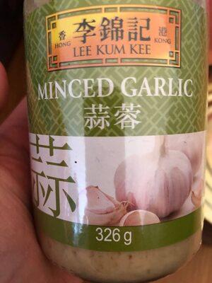 Minced Garlic - Product - en