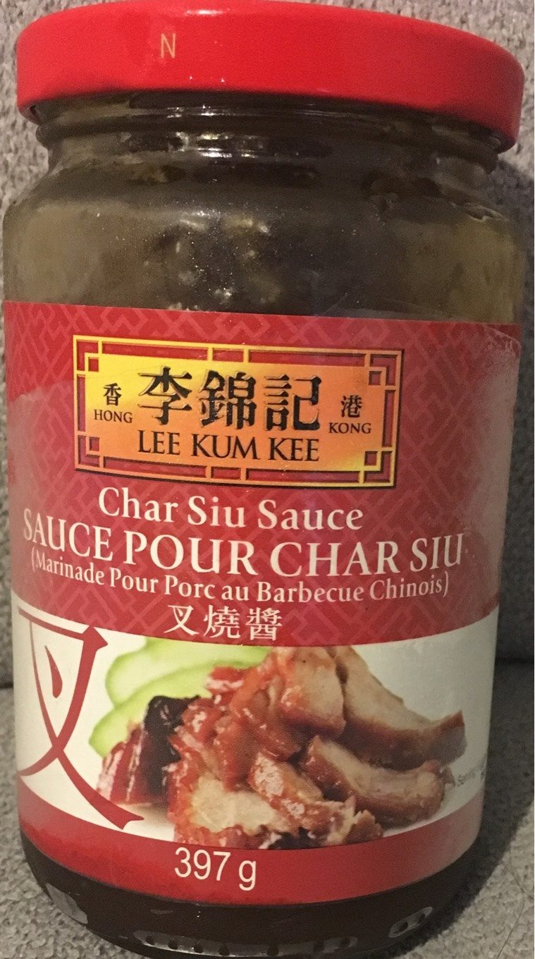 Lee kum kee, chinese barbecue sauce - Produit - fr
