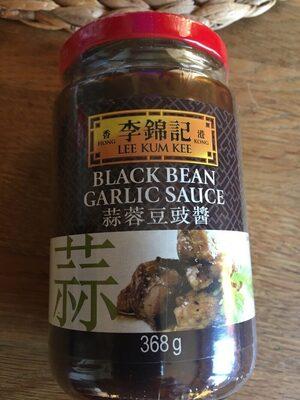 Black Bean Garlic Sauce - Product