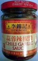 Chili garlic sauce - Product - en