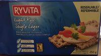 Light rye - Product - fr