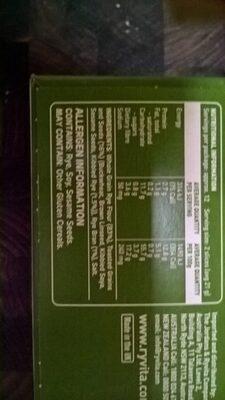 Ryvita Multi-grain Crispbread (7 Oz) - Product