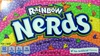 Nerds, rainbow tiny tangy crunchy candy - Product