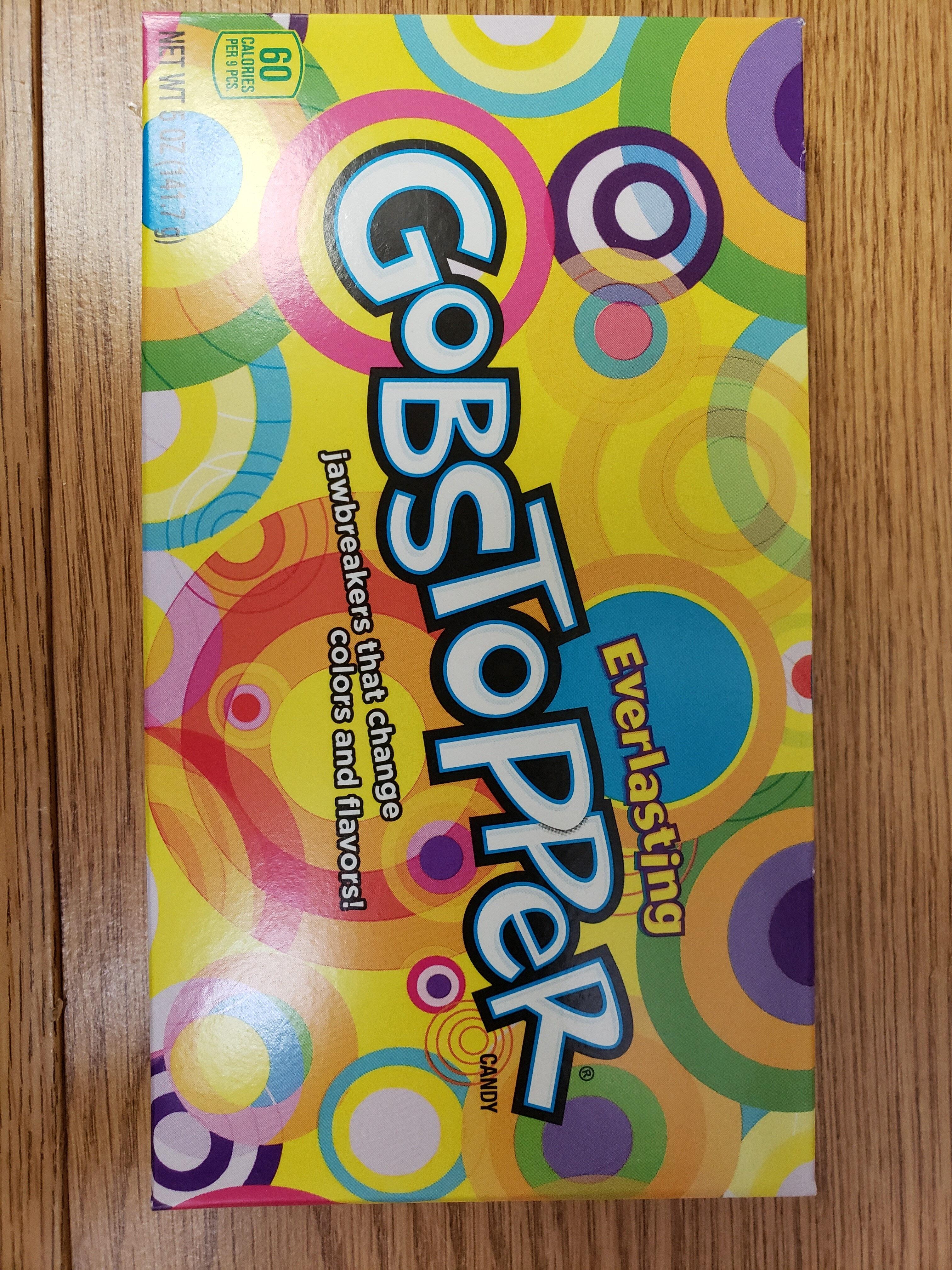 Gobstopper, candy - Product - en