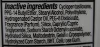 degree - Ingredients - en