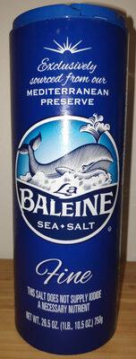 Sea salt fine crystals canister - Product - en