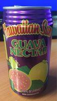 Guava nectar - Produit