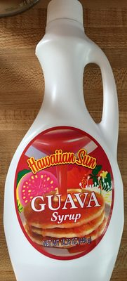 Guava Syrup - Product