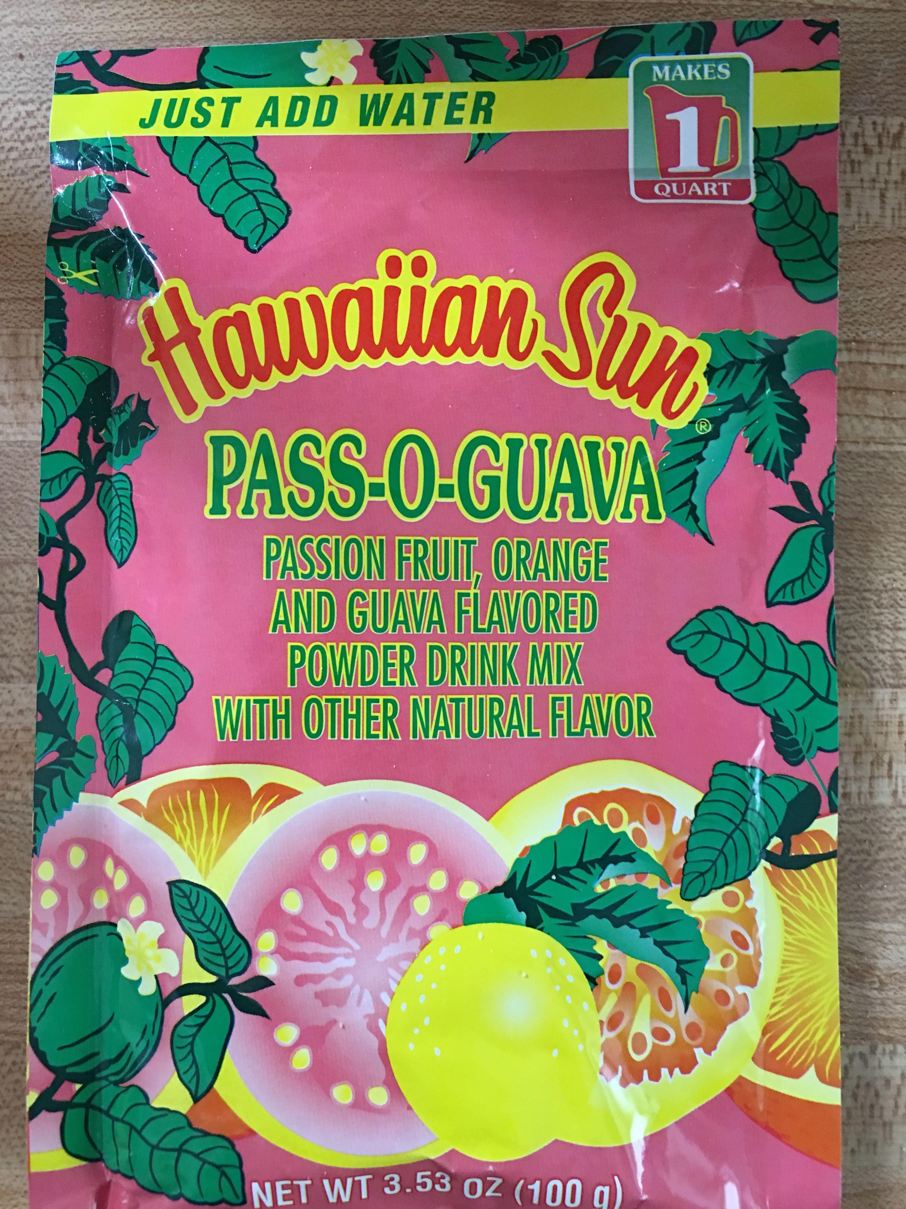 Pass-o-Guava - Product - en