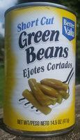 Short Cut Green Beans - Product