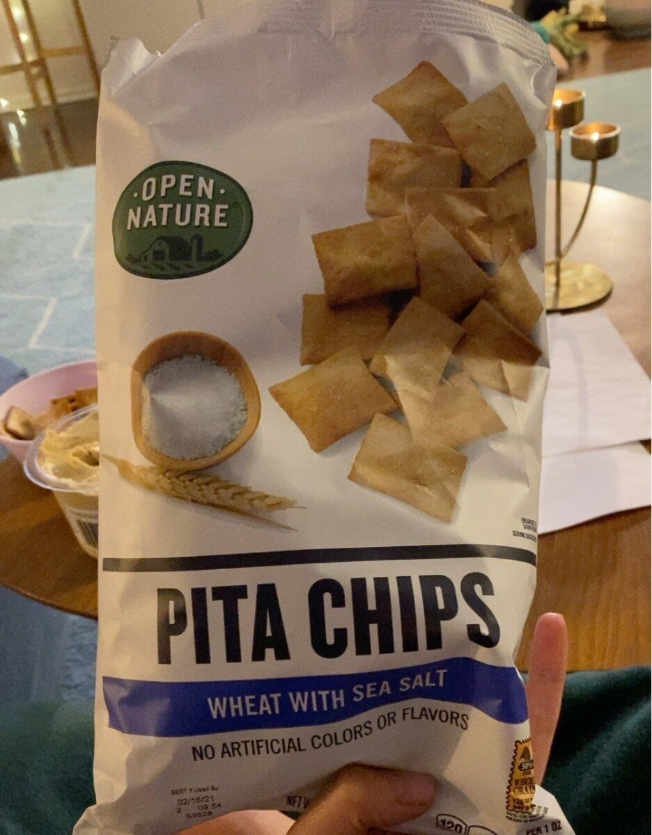 Pita chips - Product - en
