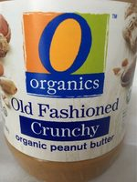 Old Fashioned Organic Peanut Butter - Product