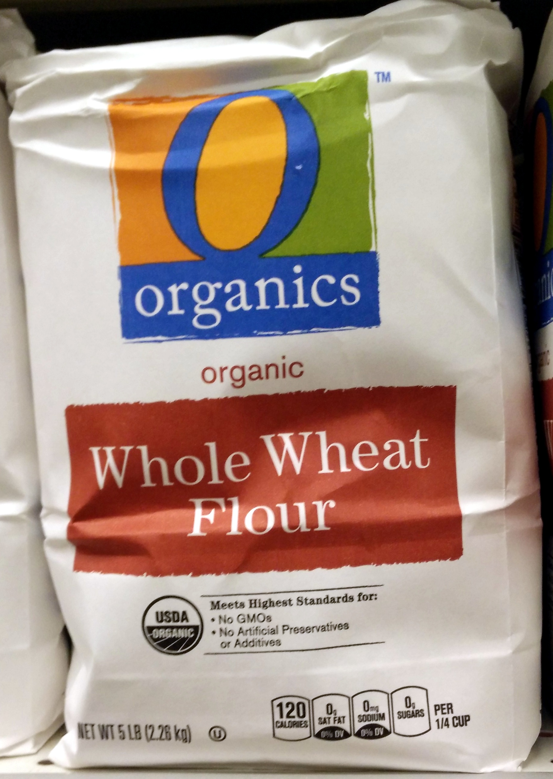 Whole Wheat Flour - Product